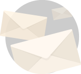 Laat uw mailadres achter